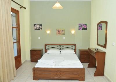Sleeping area Apartment Nr 6